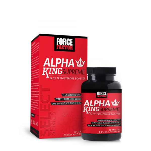 Buy ALPHA KING Online
